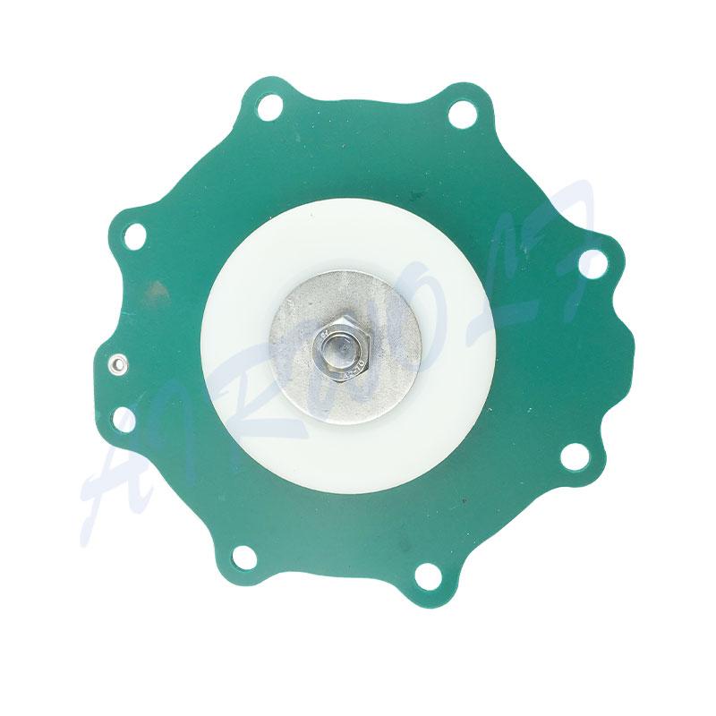 TH-5450-B Taeha Diaphragm kit type 2 ihch Black Nitrile MD03-50-4