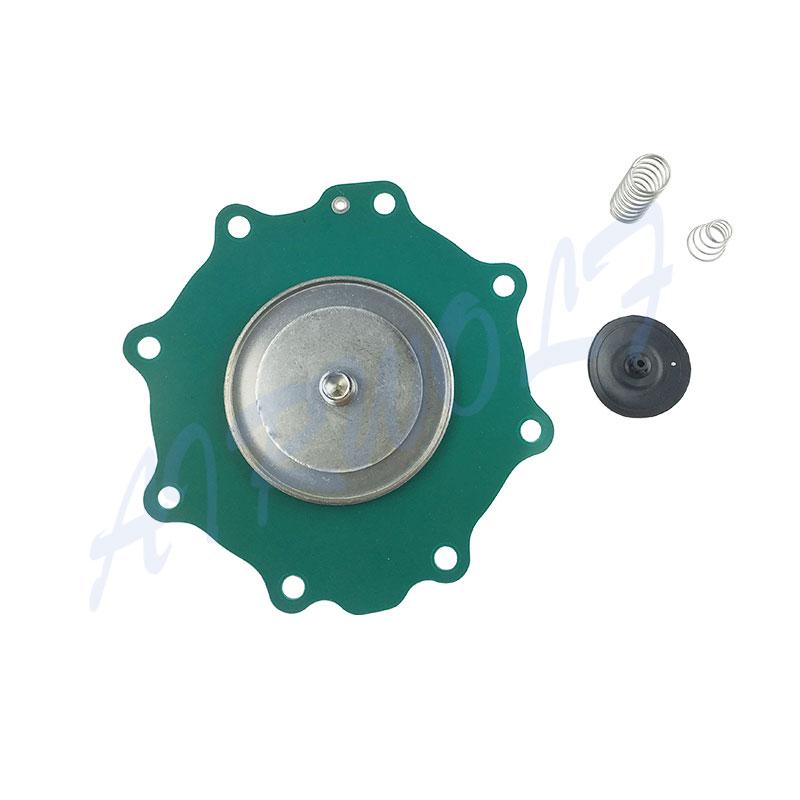 TH-5450-B Taeha Diaphragm kit type 2 ihch Black Nitrile MD03-50-5
