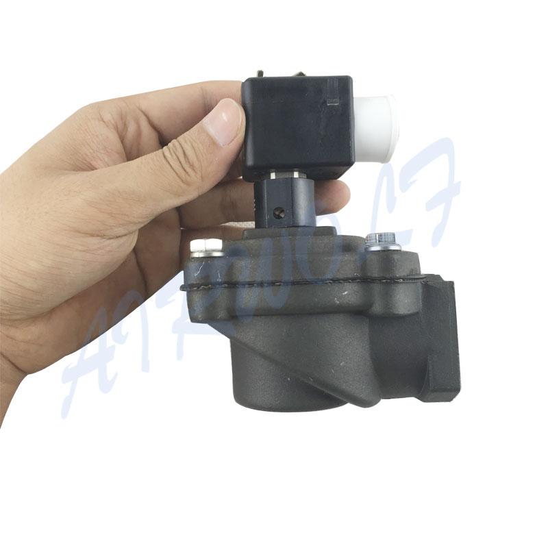 control pulse jet valve design norgren series custom dust blowout-3