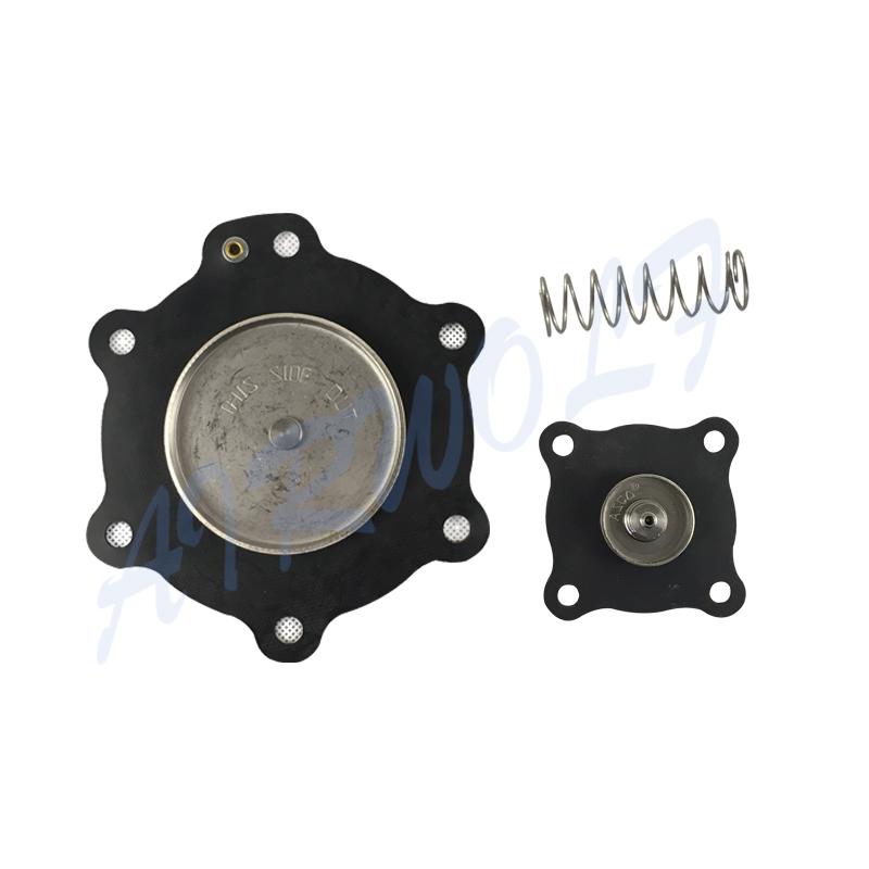 AIRWOLF hot-sale diaphragm valve repair bush dyeing industry-1
