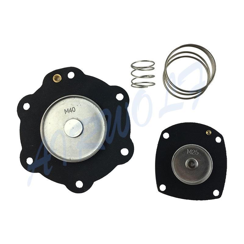 Turbo type M40 1 1/2 inch Viton Diaphragm valve repair kit