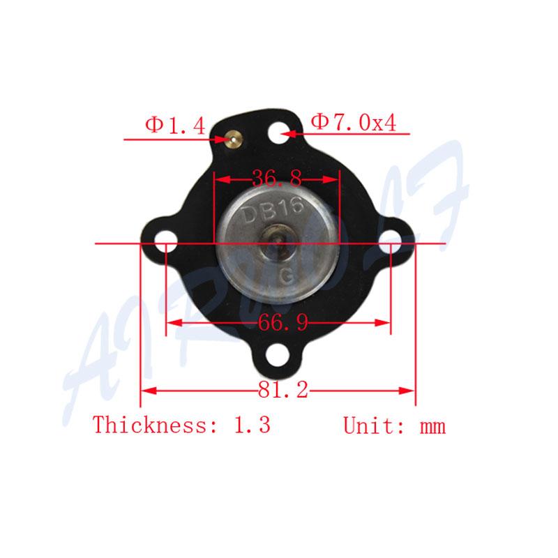 AIRWOLF integral air valve repair kit air foundry  industry-6
