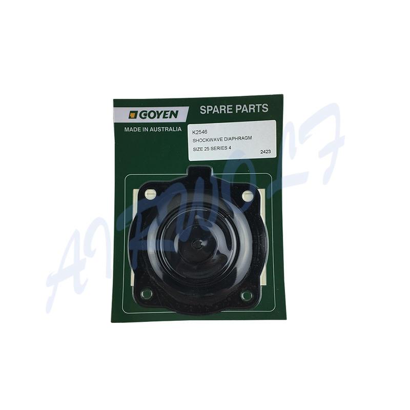 1 inch Shockwave Diaphragm repair kit K2546 for Goyen type RCAC25T4 CAC25DD4 CAC25FS4 pulse valve