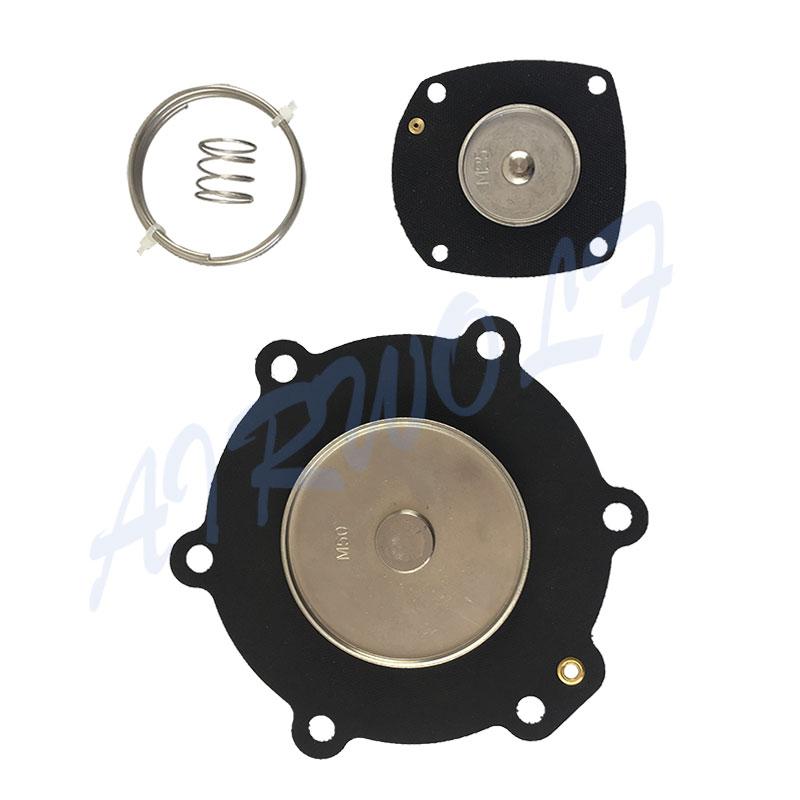 AIRWOLF on-sale diaphragm valve repair kit shockwave water industry-4