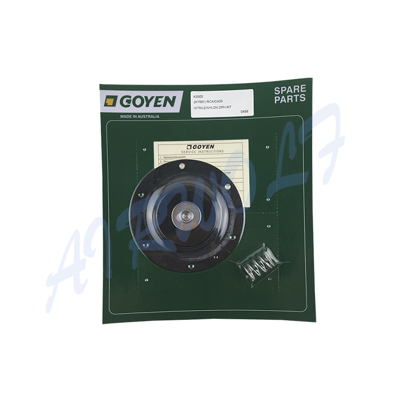 green diaphragm valve repair kit hot-sale repair water industry-7