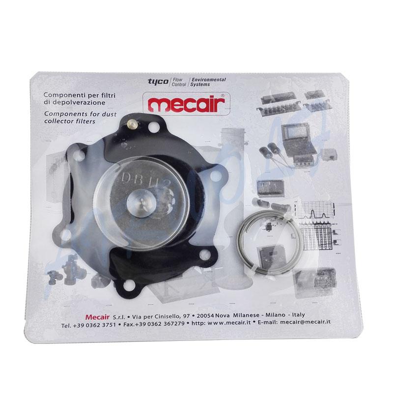VNP212 VEM212 VNP312 VEM312 1.5 inch pulse valve diaphragm repair kikts DB112-4