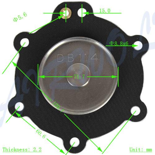 green diaphragm valve repair kit on-sale jet foundry  industry-5