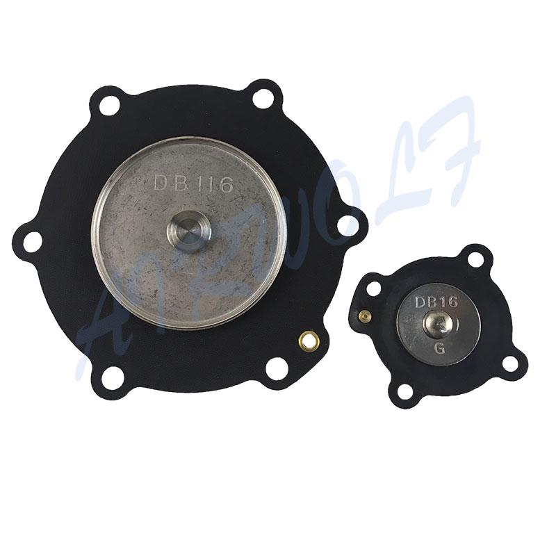 AIRWOLF green diaphragm valve repair kit pneumatic textile industry-5
