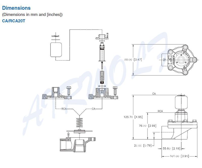 AIRWOLF control pulse valve manufacturers custom air pack installation-6