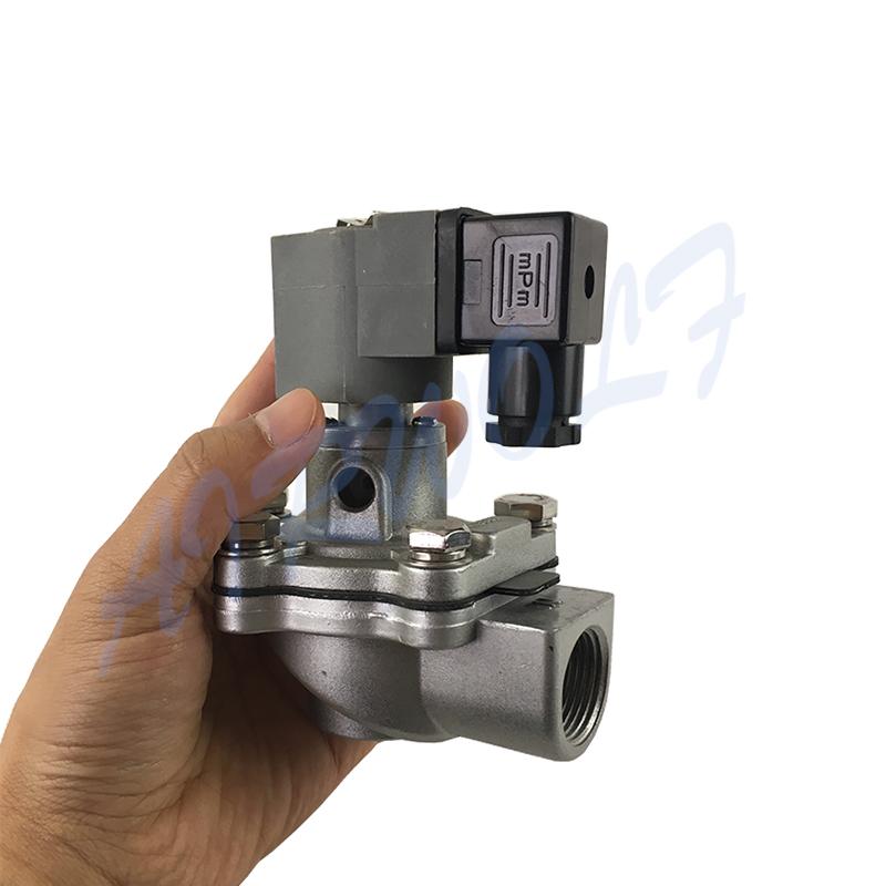 AIRWOLF control pulse valve manufacturers custom air pack installation-5