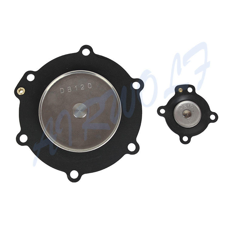 VEM220 VNP320 VEM420  VNP620 VEM720 2.5 inch nitrile pulse valve diaphragm kits DB120