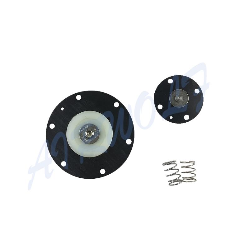Double diaphragm pulse jet valve repair kit K4000 Nitrile / K4007 Viton for Goyen type CA40MM RCA40MM-4