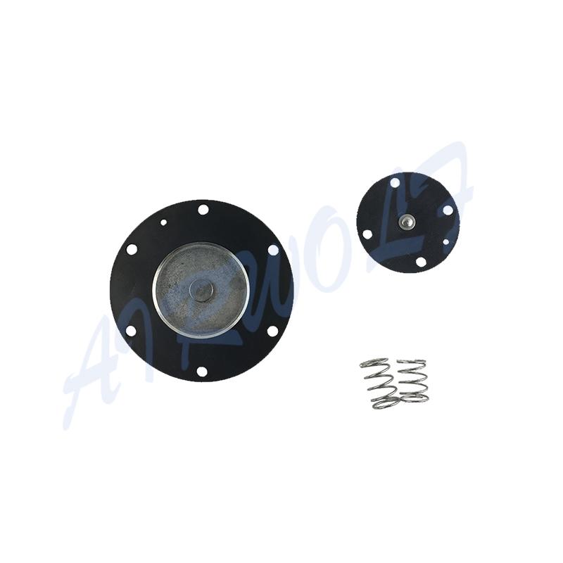 Double diaphragm pulse jet valve repair kit K4000 Nitrile / K4007 Viton for Goyen type CA40MM RCA40MM-5