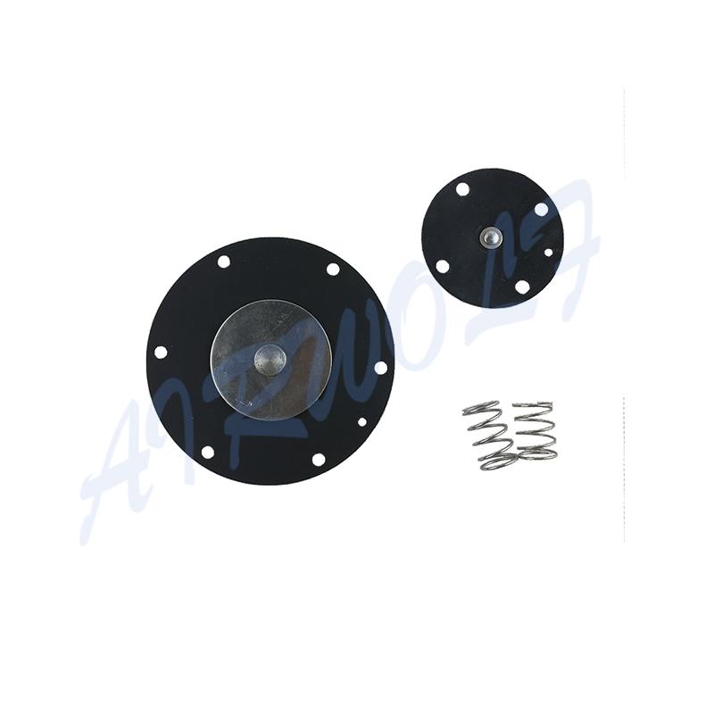 Double diaphragm pulse jet valve repair kit K4000 Nitrile / K4007 Viton for Goyen type CA40MM RCA40MM-6