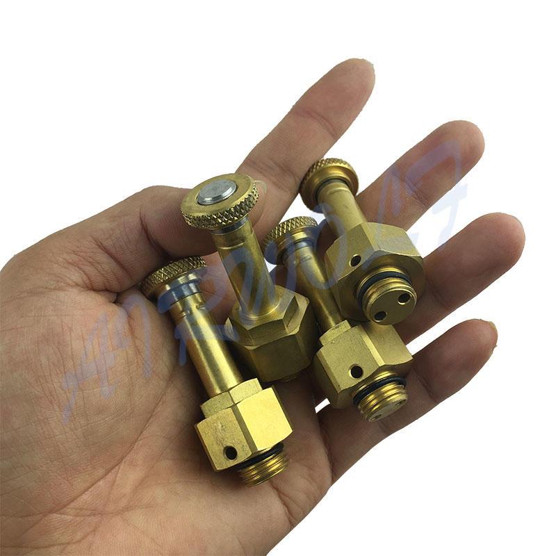 AIRWOLF red solenoid valve repair kit shockwave foundry  industry