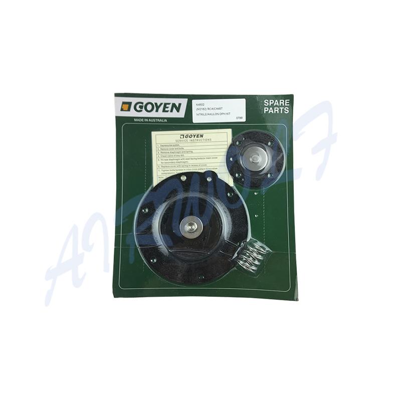 AIRWOLF stainless steel diaphragm valve repair air treatment-1