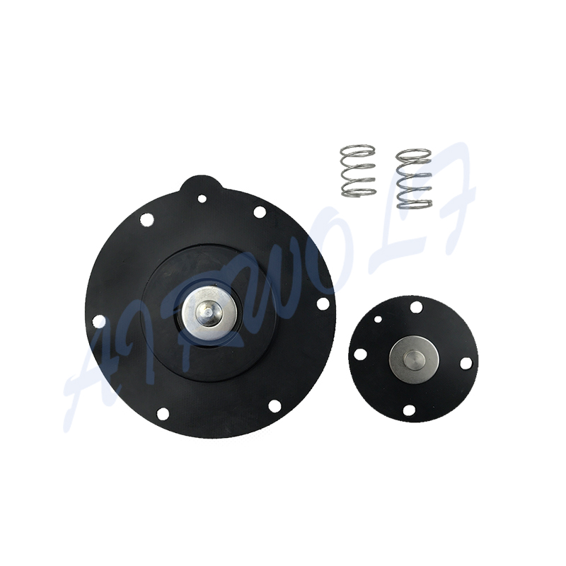 AIRWOLF stainless steel diaphragm valve repair air treatment-3