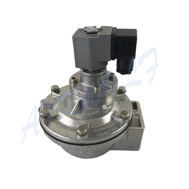 AIRWOLF submerged pulse jet valve design custom at sale