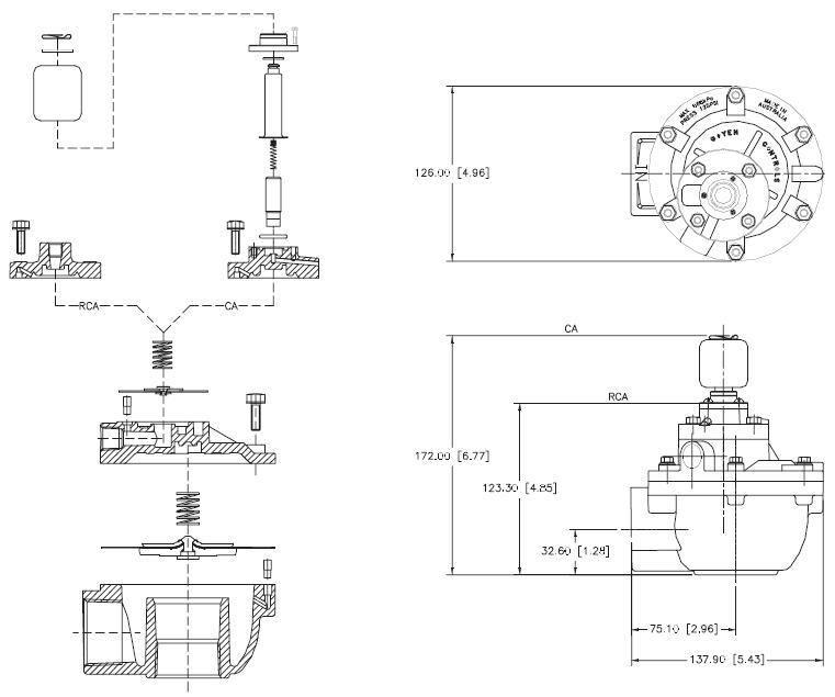AIRWOLF submerged pulse jet valve design custom at sale-6