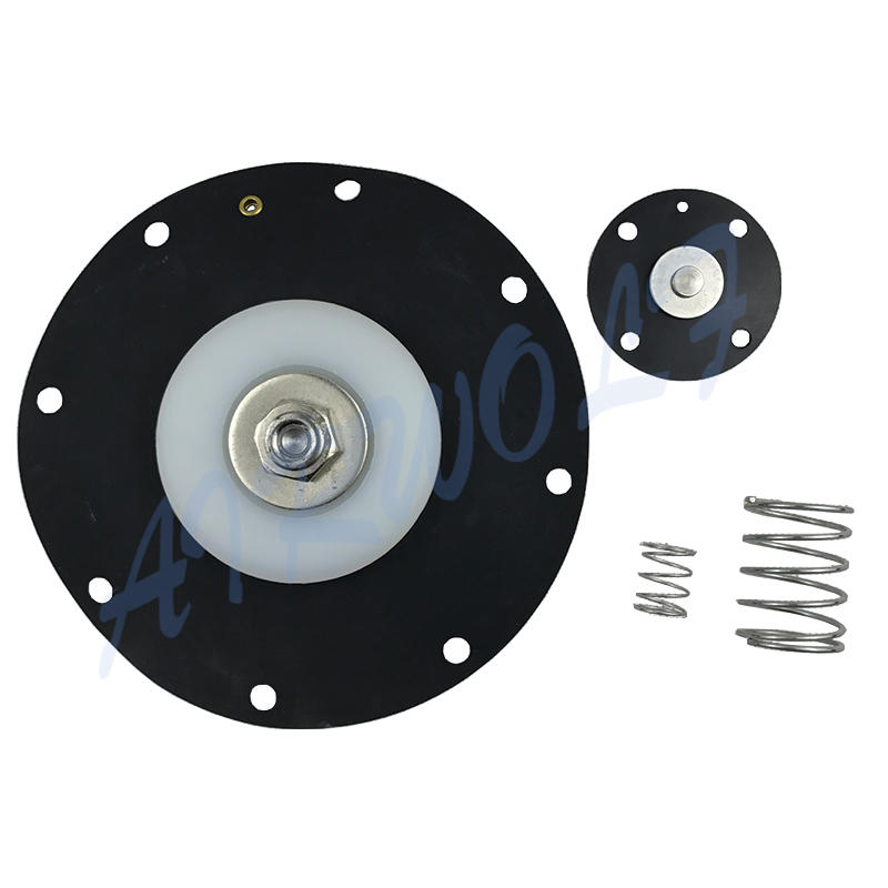 3 inch Goyen type Diaphragm Repair Kit K7600 Nitrile / K7601 Viton for CA76T RCA76T CA76MM RCA76MM