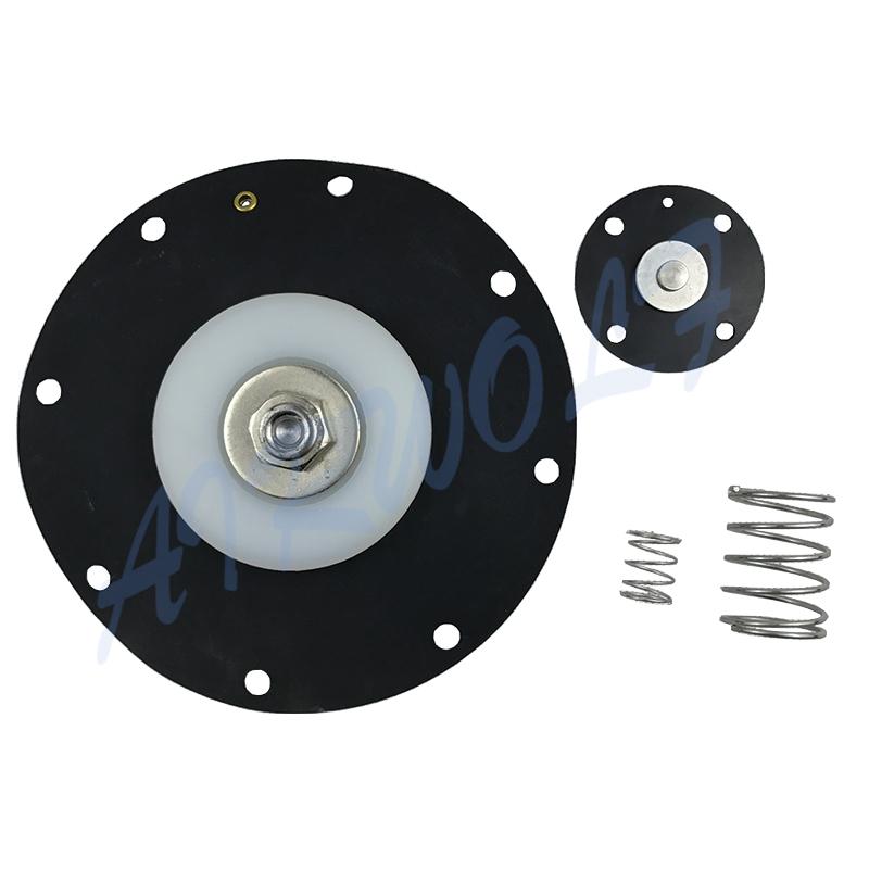 3 inch Goyen type Diaphragm Repair Kit K7600 Nitrile / K7601 Viton for CA76T RCA76T CA76MM RCA76MM-5