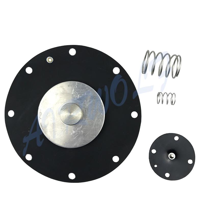 3 inch Goyen type Diaphragm Repair Kit K7600 Nitrile / K7601 Viton for CA76T RCA76T CA76MM RCA76MM-6