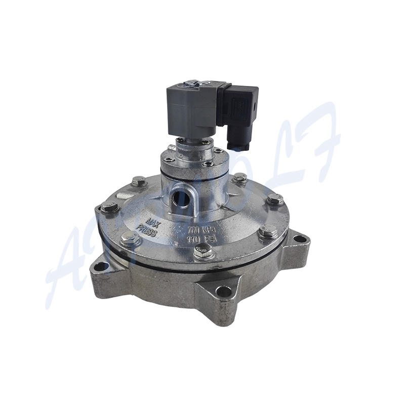 Submerged CA50MM CA62MM Electric Control Slivery Goyen Type Pulse Valve