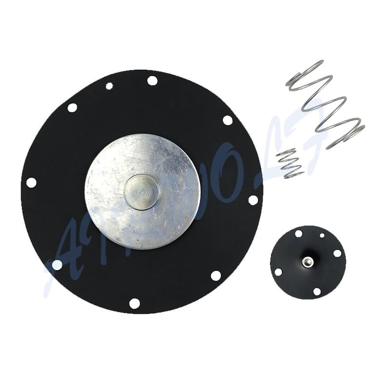 4 inch Double diaphragm pulse jet valve repair kit K10200 Nitrile / K10201 Viton for Goyen type CA102MM RCA102MM-4