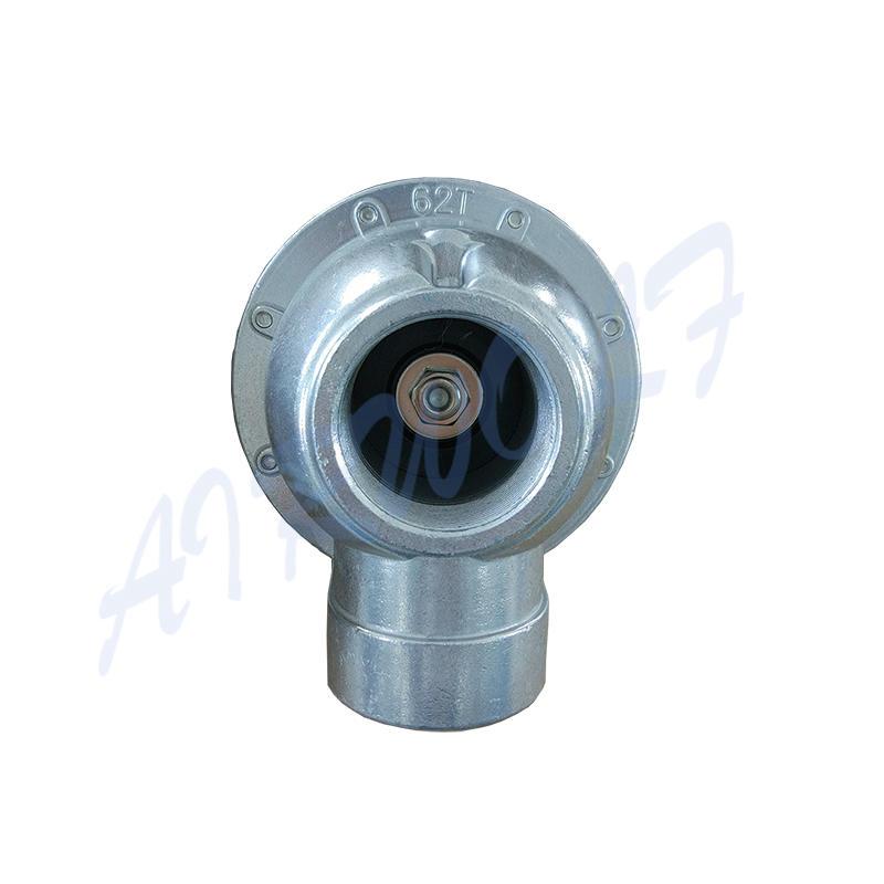 Goyen Type Pulse Valve Aluminum Alloy CA62T 2-1/2 Inch Right Angle
