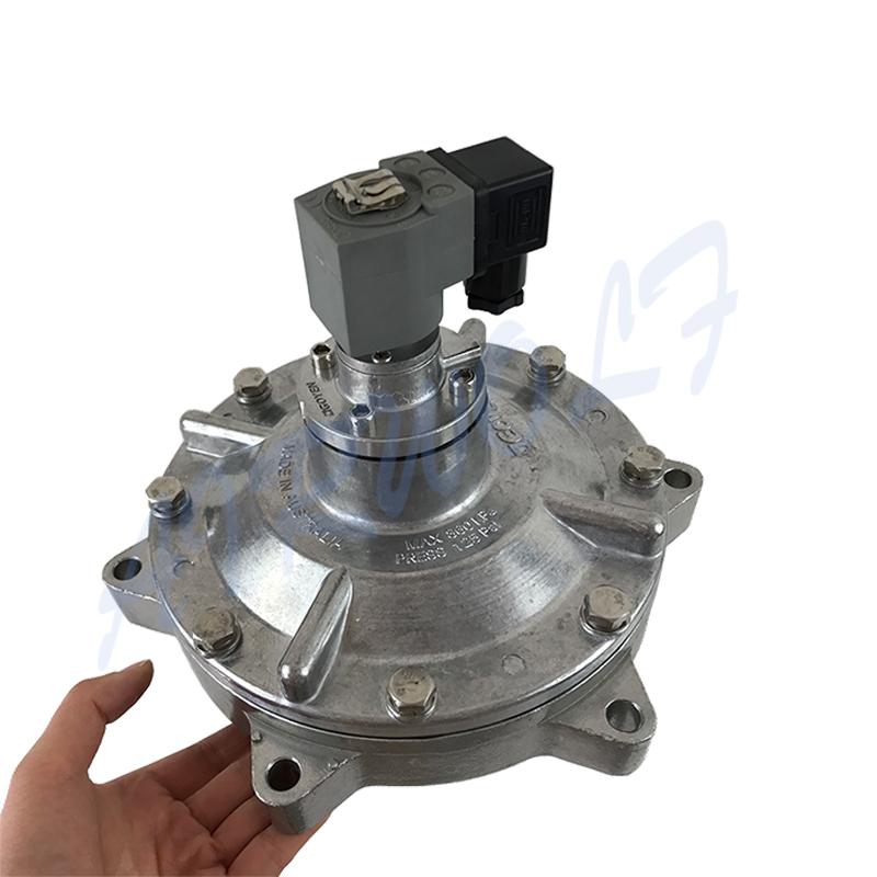 controlled valve pulse jet engine aluminum alloy wholesale dust blowout-1