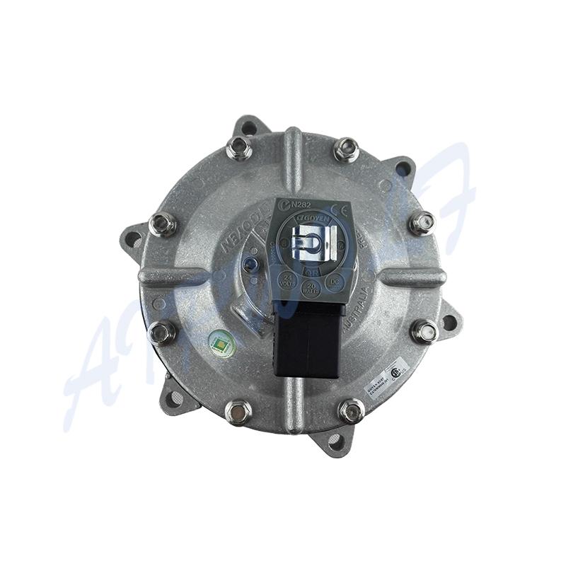 controlled valve pulse jet engine aluminum alloy wholesale dust blowout-2