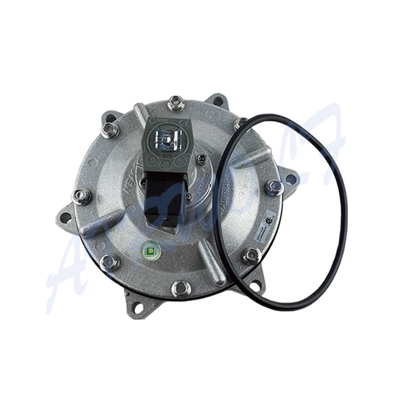 controlled valve pulse jet engine aluminum alloy wholesale dust blowout-3