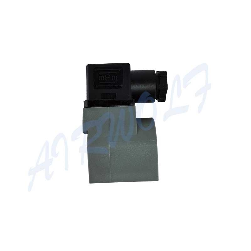 Grey QR Solenoid coils K0303 K0304 K0305 K0306 110V / 48V / 24V / 12V DC for Goyen type Pulse Jet Valves