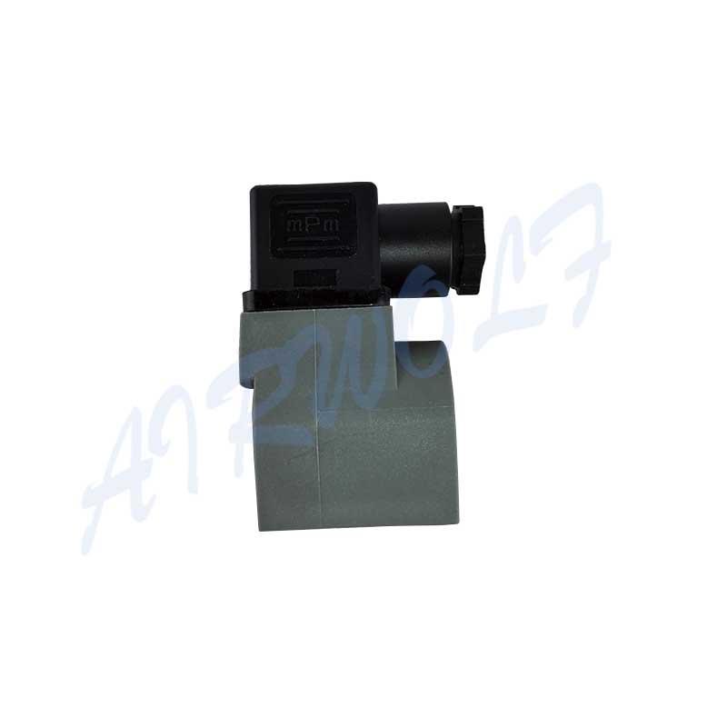 Grey QR Solenoid coils K0303 K0304 K0305 K0306 110V / 48V / 24V / 12V DC for Goyen type Pulse Jet Valves
