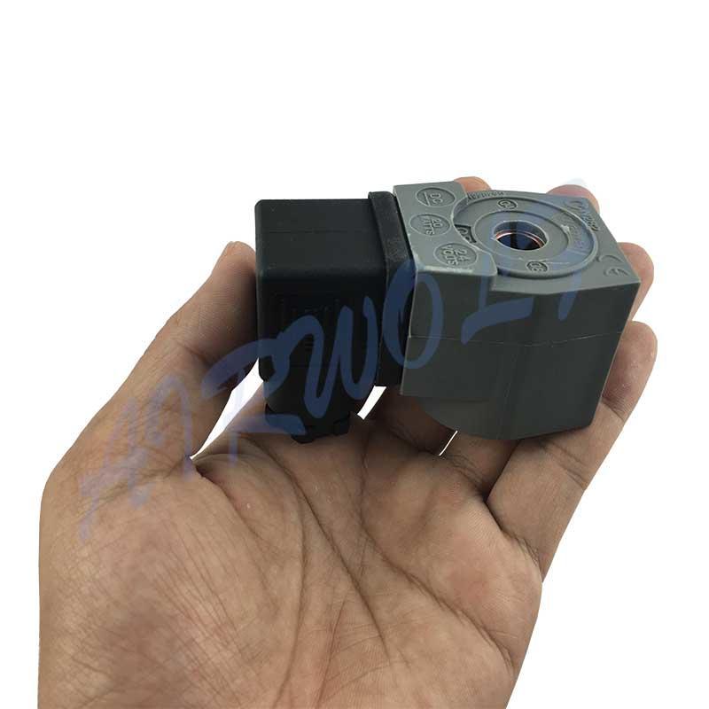 Goyen type QR Grey Electromagnetic Induction Coil K0300 K0301 K0302 220V 110V 24V AC / DC DIN43650A