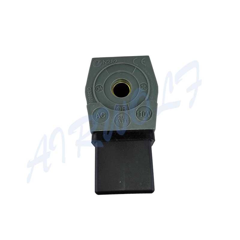 plastic industrial solenoid coils cheap price plunger for enclosures-4