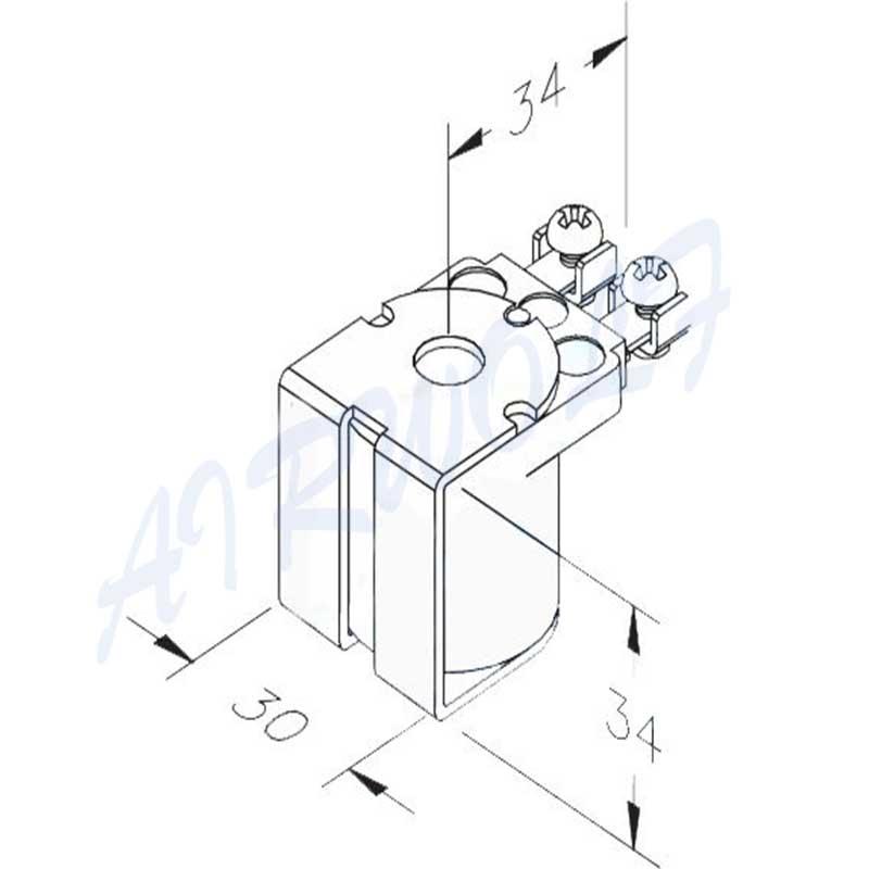 AIRWOLF custom solenoid valve coil pilot at discount-6