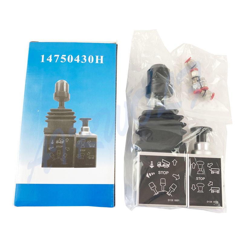 Hyva type 14750430H dump truck valve Aluminum Alloy  dump truck hoist controls