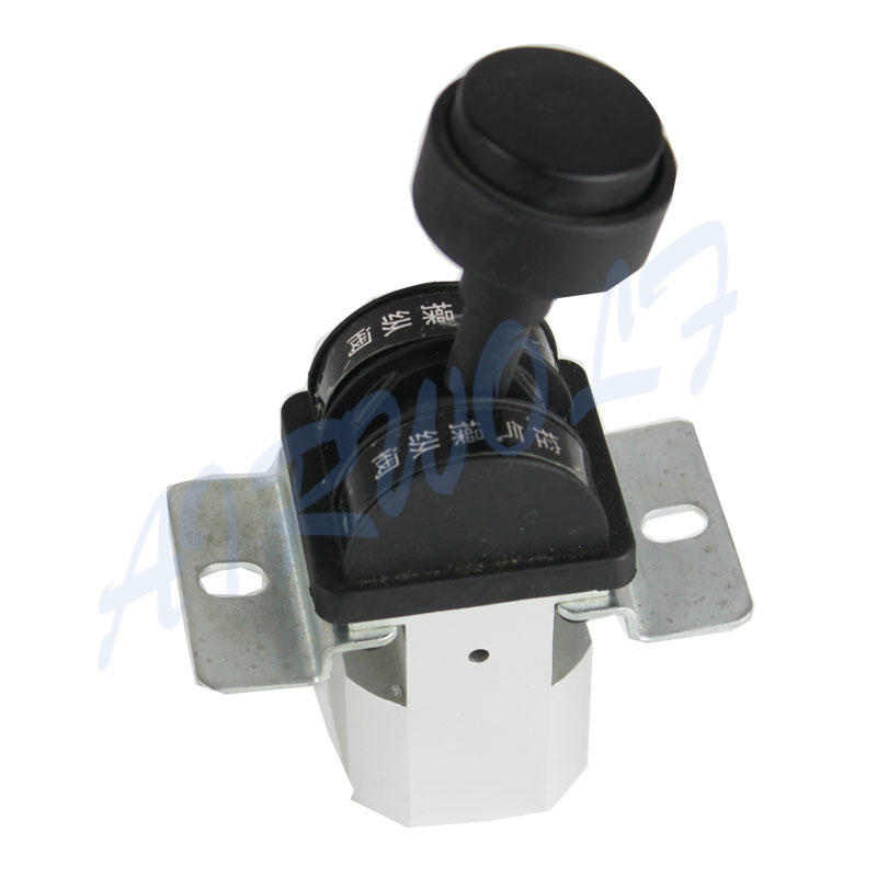 Hyva type MP301-8606010  Dump Truck Controls Valve MP301-8606010 With Mounting Bracket