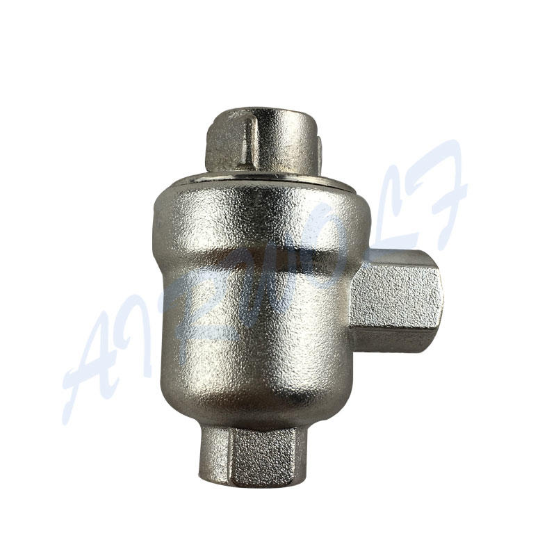 mechanical hydraulic tipping valve ring for faucet AIRWOLF