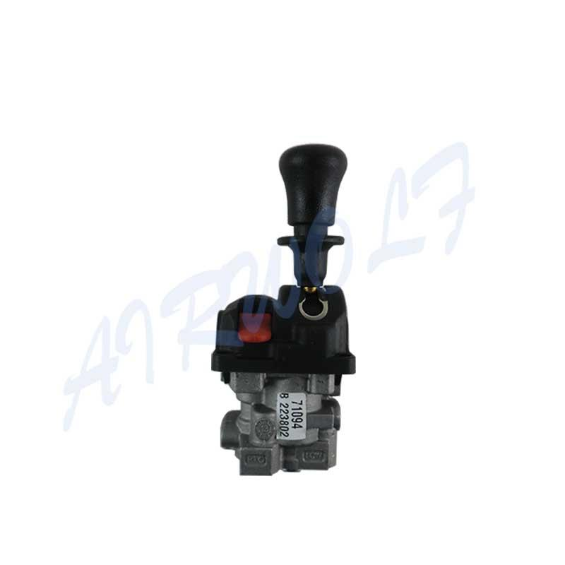 71094-B 4 Hole 3-position proportional HYVA type Dump Truck Tipping Valve with PTO function