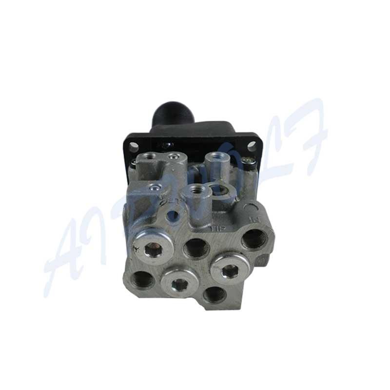 mechanical dump truck hydraulic valve for wholesale AIRWOLF-4