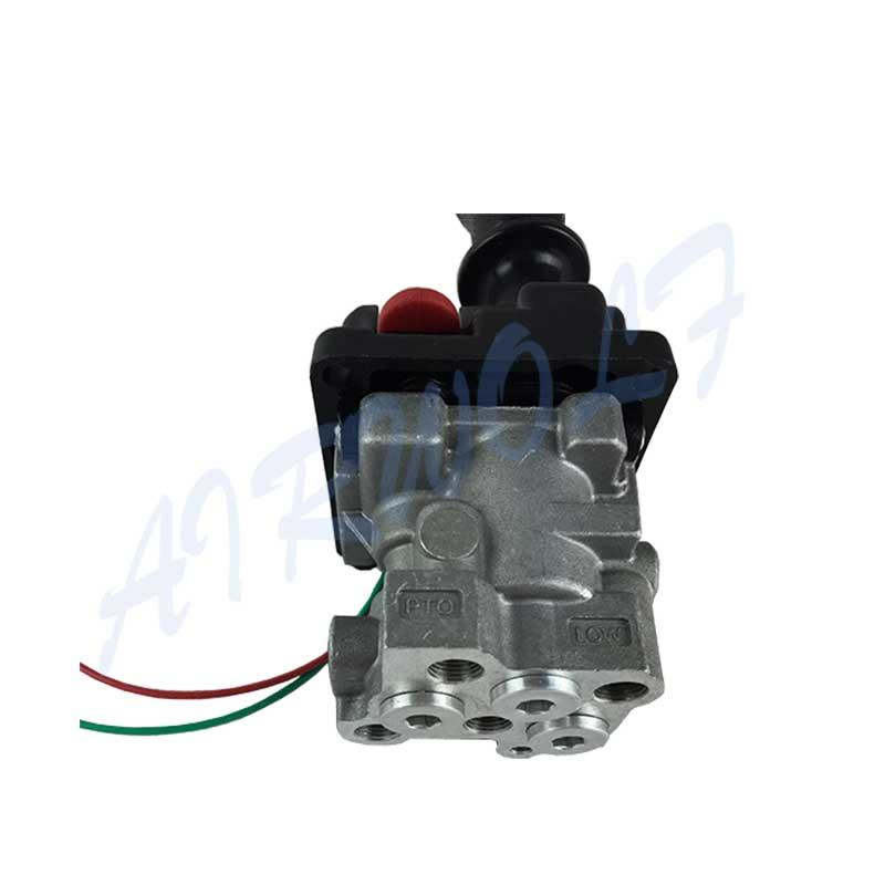 4 Hole Dump Truck Controls 71094-C M6 Mounting Holes With PTO function and warning light