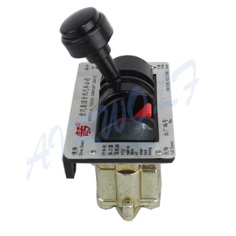 6CV-D dump truck control valve Hyva type Tipper Controls Six Hole