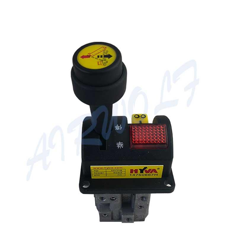 CE Approval BKQF34-A With Spring Return HYVA type 14750667H Dump Truck Tipping valve