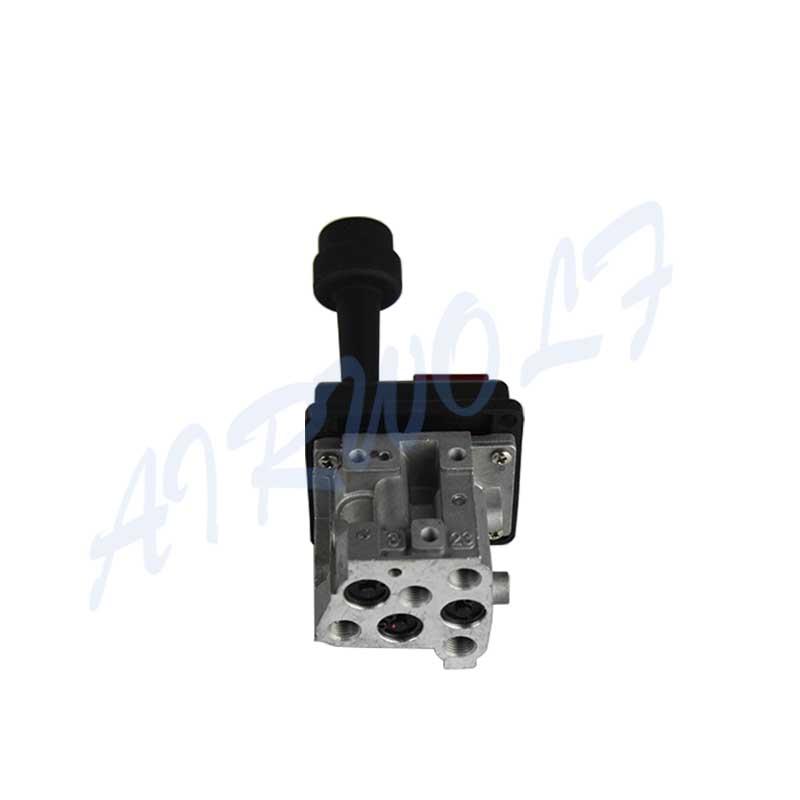 AIRWOLF excellent quality dump truck control valve mechanical force-4