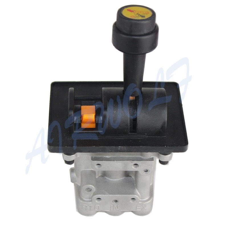 single dump truck hydraulic valve for wholesale mechanical force AIRWOLF