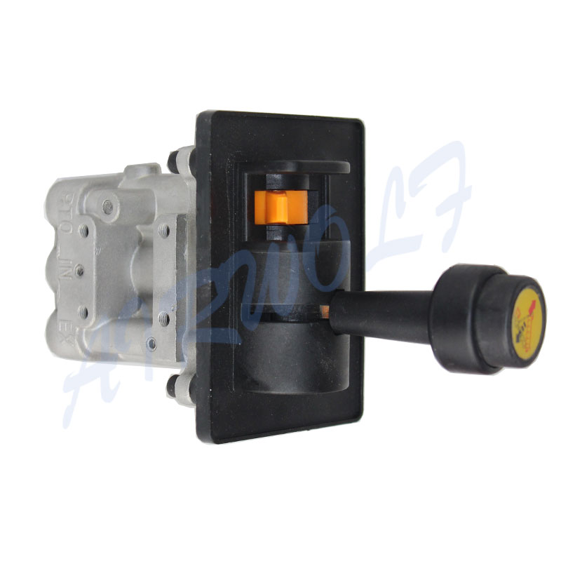 single dump truck hydraulic valve for wholesale mechanical force AIRWOLF-4