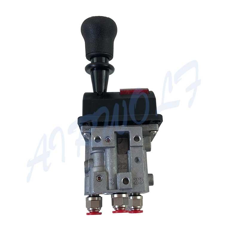 HYVA type 5-12 Bar Dump Truck Hydraulic Controls 14750646H With Indicator Light