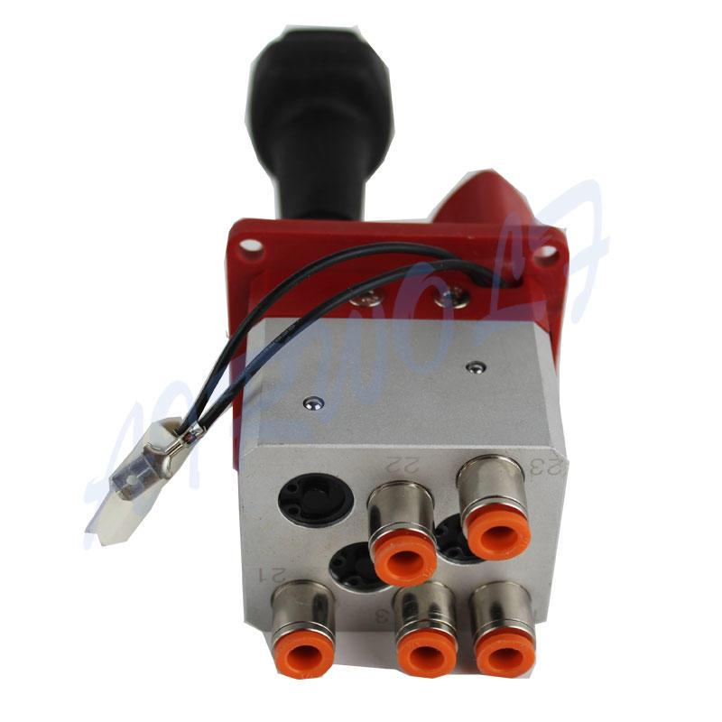 AIRWOLF low price limit dump truck valve mechanical